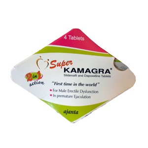 Kamagra Super 100mg+60mg