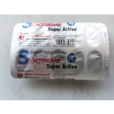 Sextreme Super Active 100mg Sildenafil