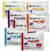 Apcalis SX (Cialis Generico) 20 mg