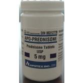 Generic Prednisone 5 mg