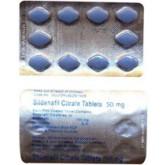 Malegra Viagra Citrato de Sildenafilo 50mg