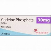 Codeine Phosphate tablets 30 mg T
