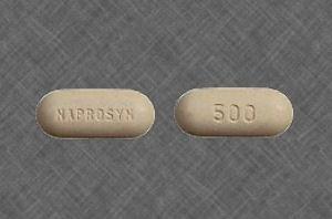 Generic Naprosyn (Naproxen) 500 MG