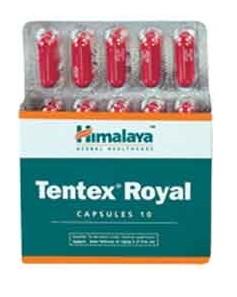 HIMALAYA TENTEX ROYAL-Enhances desire improving performance.