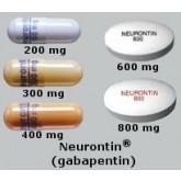 Generic Neurontin (Gabapentin) 600 mg