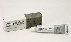 Retin-A  Genérico(0,025% Crema) 20 g