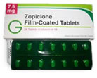 zimovane zopiclone 7.5mg brand to aid sleep